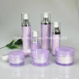 15ml 30ml 50ml 80ml 90ml 100ml 120ml Round Lotion Cream Container Cosmetic Packaging, Bottle Cosmetic Acrylic