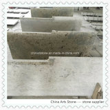 Foreign Beige and White Granite Countertop for Kitchen