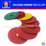 Wet Diamond Polishing Pad 4-7 Inch for Sale
