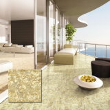 80X80cm Glazed Polished Porcelain Ceramic Floor Tile with SGS and Co Certification (VRP6063)