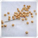 Round Natural Wooden Bead (IO-wa026)