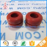Custom Made Self-Lubricating Rubber Feet for Wire