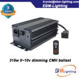 Hydroponics Systems 315W CMH/HPS Bulb Grow Light Digital Ballast