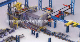 Three-Strand Steel Billet Continuous Casting Machine (CCM) From Sara