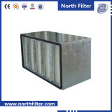 H13 HEPA V-Type Compact Air Filter