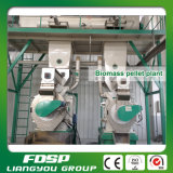 High Efficiency 10tph Wood Pellet Making Plant