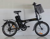 Alloy Folding Lithium Battery E Bicycle (CB-20F09)