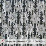 Cotton Fabric Textile Lace (M3155)
