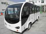 Electric Shuttle Bus, 14 Seats Passenger Car