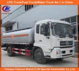 10000 Liters Dongfeng 4*2 Fuel Tanker Transport Truck