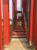 Galvanized Painted Steel Frame for Warehouse and Workshop (zh-3)
