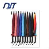 Whole Sale Straight Rod Umbrella Long Handle Various Plain Colours