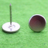 16mm/19mm/21mm Length Metal Dome Tag Pin