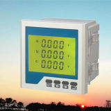 Three Phase LCD Display Meter for Voltage (72X72, 80X80, 96X96, 120X120)