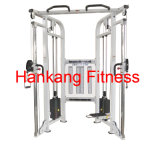 Body Building Machine, Gym Equipment, Body-Building Equipment-Dual Adjustable Pulley (PT-927)