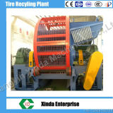 Whole Tire/Tyre Shredder New Condition Waste Tyre Recycling Machine
