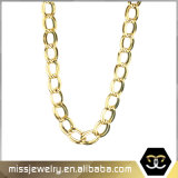 Luxury 9K High Polish Roll of Italian Weight Gold Chain