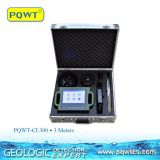 Powerful Anti-Jamming Water Leak Detector for 3m Ground Pipe Leakage Testing Instrument