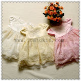 Children Clothing Baby Clothes Party Dress for Infant Baby Clothes