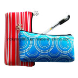 Fashion High Quality Neoprene Pen Pencil Stationery Bag (CY3730)