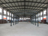 Low Cost and High Quality Prefabricated Steel Structure Shed