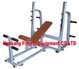 Gym equipment, fitness equipment, Free Weight Machine, 3-WAY Olympic Bench FW-615