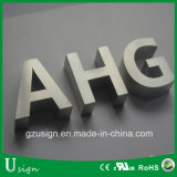 Outdoor Advertising Stainless Steel Channel Letter Signs