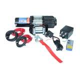 6000 Lbs 12V 24V Powerful 4X4 Electric ATV Winch