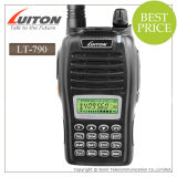 Handheld Walky Talky Lt-790 2 Way Radio with FM Fucntion / Ctcss/ Dcs