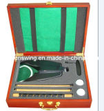 2016 New Design Annatto Box Golf Gift Set (GS-77)