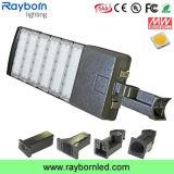 300W LED Shoe Box Light for Car Parking Lot Lighting