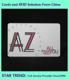 Gym Card Made PVC with Magnetic Stripe for Member