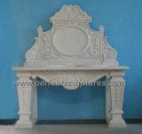 Antique Stone Marble Wash Sink Basin for Bathroom Furniture (QBN072)