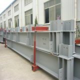 Steel Structure Fabrication (QDSF-001)