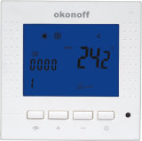 CE Programmable LCD Water Heating Thermostat with Back Light (S430PW)