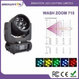 7*15W LED Wash Stage Lighting with Zoom for DJ