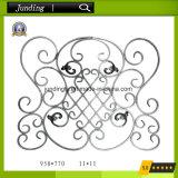 Ornamental Wrought Iron Scroll Panel for Iron Gate & Iron Railing