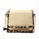 Noble Style Leopard Edge Lady Cross-Body Handbags (MBNO037110)