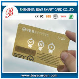 Transparent Laminated Offset Printing Customized Design Printing Plastic Business Card