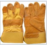 Full Cow Leather Palm Leather Gloves