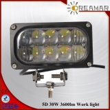 30W 5inch 5D Lens LED Headlight