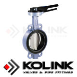 Wafer Type Butterfly Valve (D371X D343H)