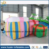 Customized Inflatable Decoration, Inflatable Christmas Gift Boxes