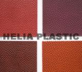 Embossed PVC Ball Leather for Basketball
