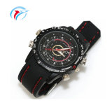 Waterproof DVR Watch Mini Camera Video & Audio Recorder/Normal Watch/USB Storage Device/Web Cam for PC