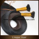 Brazilian Virgin I Tip Keratin Hair Extensions