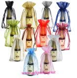 4X6 Inch Colorful Organza Pouch for Wedding