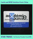 Membership Card Made Form PVC Standard Cr80