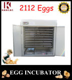 Holding 2000 Eggs Best Price Chicken Egg Incubator Hatchery Machine (KP-16)