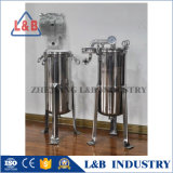 Sanitary Stainless Steel Single Bag Filter